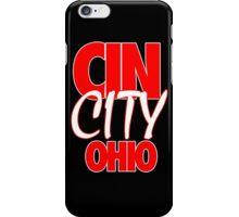 Cin City iPhone Case/Skin