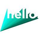 Hello. by Chris Arrowsmith