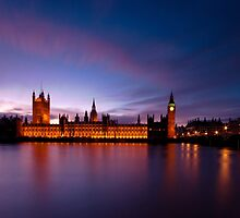 Houses of Parliament by riotvan