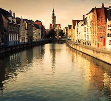 bruges by northernmonkey