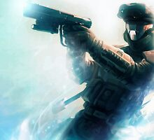 Halo ODST - At All Cost by The5thHorseman