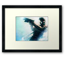 Halo ODST - At All Cost Framed Print