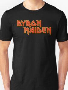 BYRON MAIDEN Unisex T-Shirt