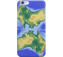 Map of Oz iPhone Case/Skin