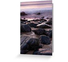 Lamberts Beach Greeting Card