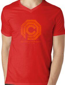 OCP Distressed Mens V-Neck T-Shirt