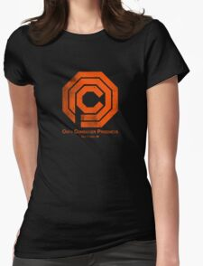 OCP Distressed Womens Fitted T-Shirt