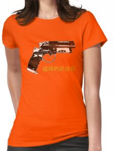 PKD Blaster Womens Fitted T-Shirt