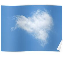 ♥ hearty cloud ♥ Poster