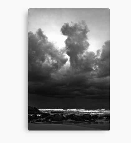 Gold Coast Canvas Print