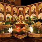 The Amazing Abbasi Hotel - Isfahan - Iran by Bryan Freeman