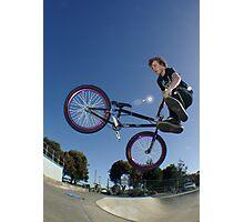 360 whip Photographic Print