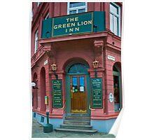 The Green Lion Inn Poster