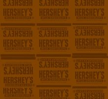Hershey's Milk Chocolate by PrinceRobbie