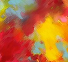 watercolors  by Richard Laschon