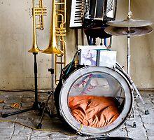 One Man Band by John Englezos