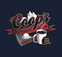 Coop's Diner One Piece - Long Sleeve