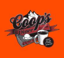 Coop's Diner Kids Tee