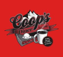 Coop's Diner One Piece - Short Sleeve