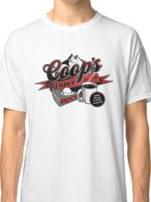 Coop's Diner Classic T-Shirt