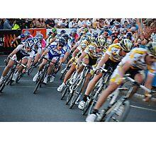 Tour Down Under 2009 - Adelaide - South Australia Photographic Print