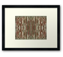 ABSTRACT 496 Framed Print