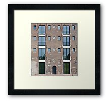 Comfortable housing for packrats Framed Print