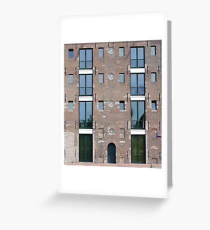 Comfortable housing for packrats Greeting Card