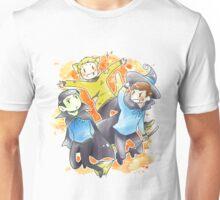 Star Trek - Triumvirate Halloween Unisex T-Shirt