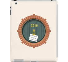 221B Bag End New Version iPad Case/Skin