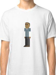 GTA V - 8-Bit Franklin Character Design Classic T-Shirt