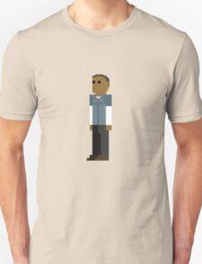 GTA V - 8-Bit Franklin Character Design T-Shirt