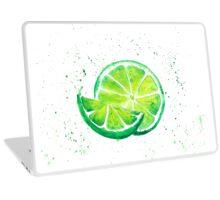 Fruit lime Laptop Skin