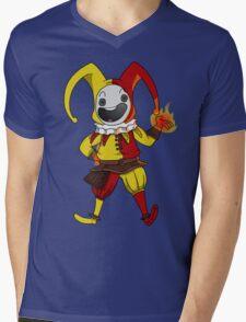 Death By Laughter Mens V-Neck T-Shirt