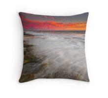 The Silk Veil Throw Pillow