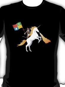 Windows 10 Ninja Cat T-Shirt