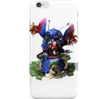 """""""Stitch em' Up"""" iPhone Case/Skin"""