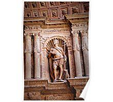 St John the Baptist. Poster