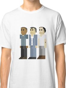 GTA V - 8-Bit Protagonists Trio Character Design Classic T-Shirt