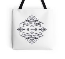 Consulting Detective (blue) Tote Bag