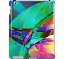 Scattered Colours iPad Case/Skin