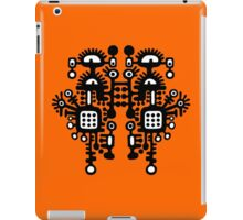 Abstract Structure iPad Case/Skin