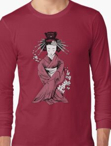 Vecta Geisha 1.1 Long Sleeve T-Shirt
