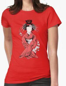 Vecta Geisha 1.1 Womens Fitted T-Shirt