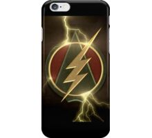 Arrow and The Flash iPhone Case/Skin