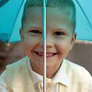 My cheeky nephew... by stellaozza