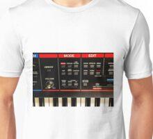 Roland Keyboard Unisex T-Shirt
