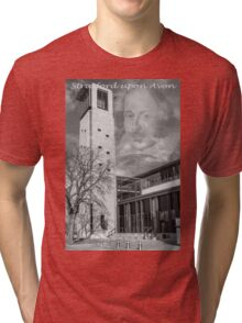 Royal Shakespeare Theatre Tri-blend T-Shirt