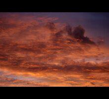 Flames of Fury by GerryMac