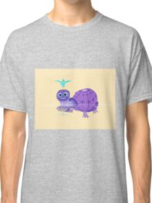 The Purple Turtle And A Bluebird Of Glee Classic T-Shirt
